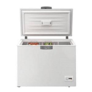 Beko HSA Chest Freezer 315L White 32540GD