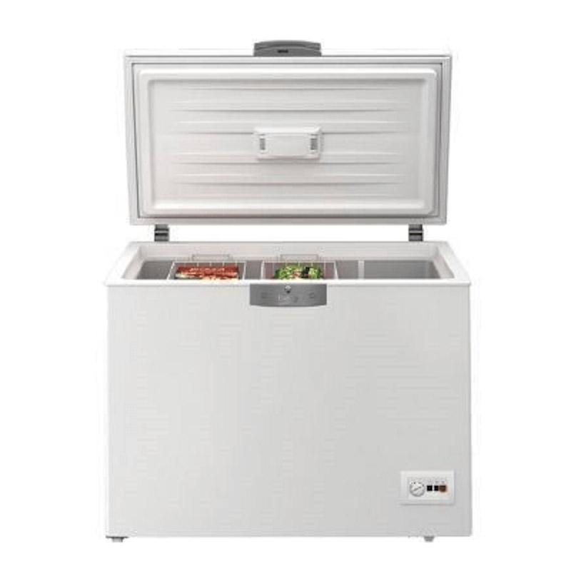 Beko HSA Chest Freezer 350L White 32502 2