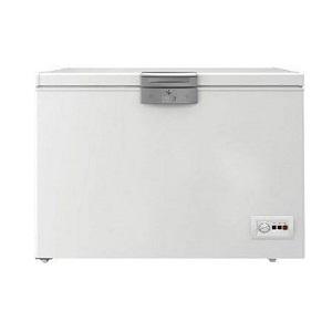 Beko HSA Chest Freezer 350L White 32502