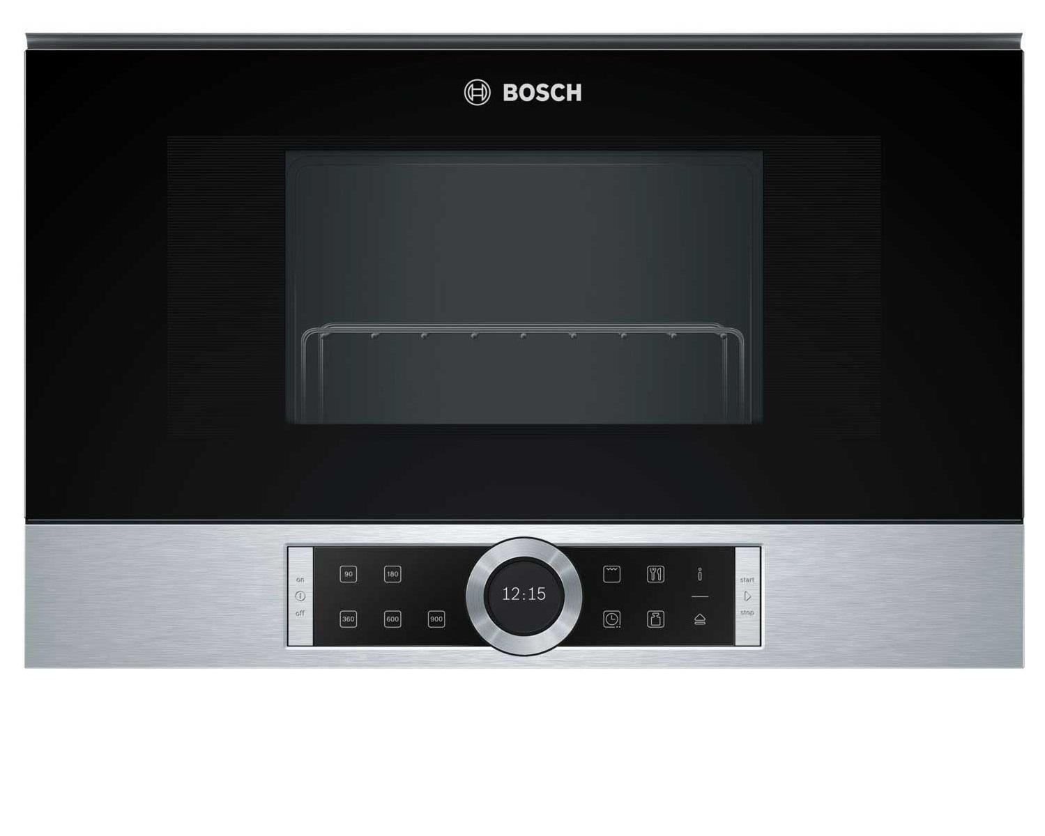 BOSCH Serie   8 Built-In Microwave Oven BEL634GS1