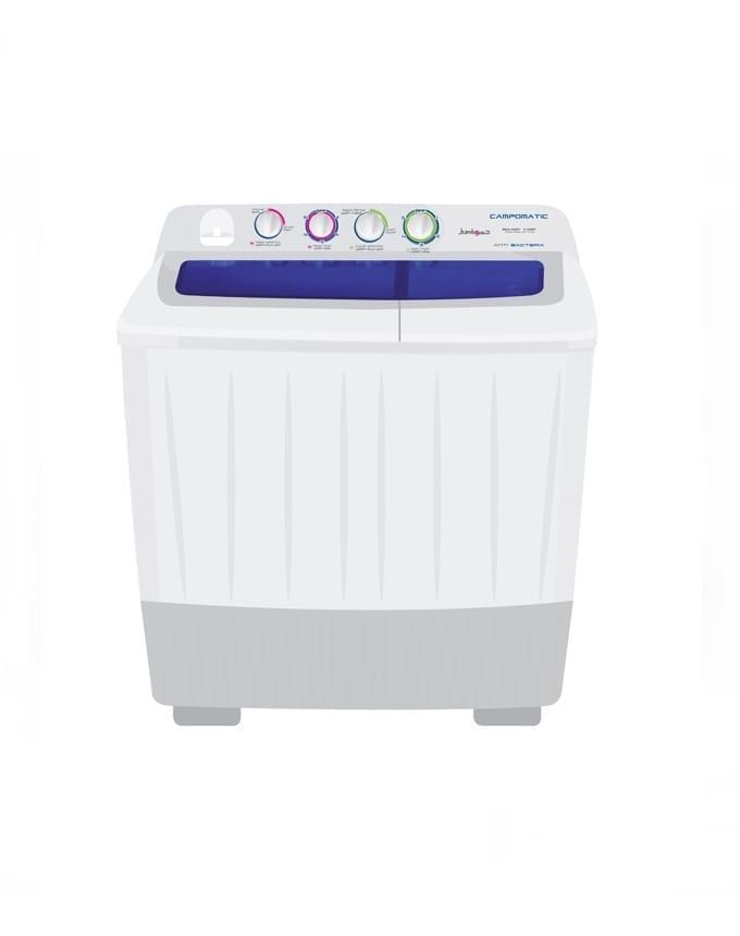 Campomatic Twin Tub Washer 6.5kg C650PM