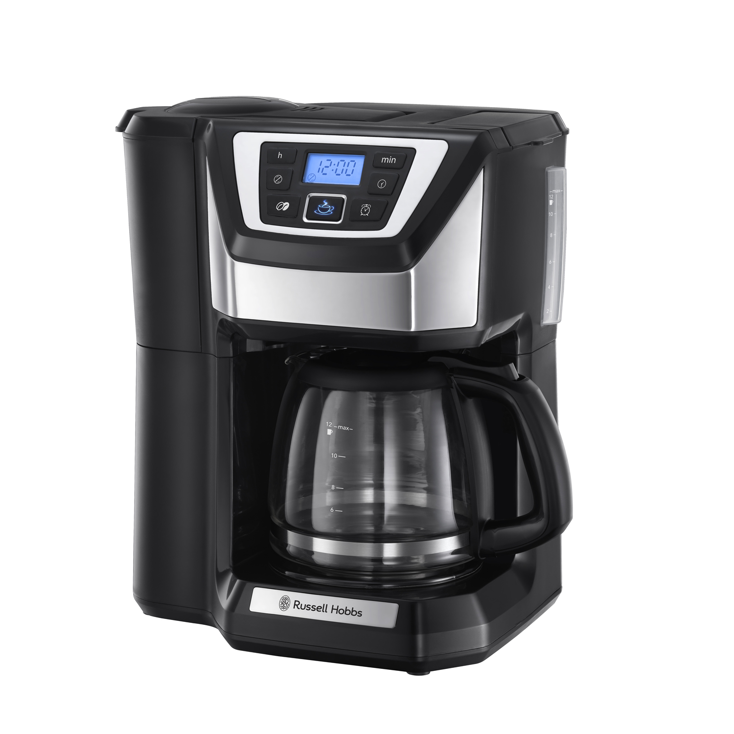 Russell Hobbs Chester Grind & Brew Coffee Maker – Black