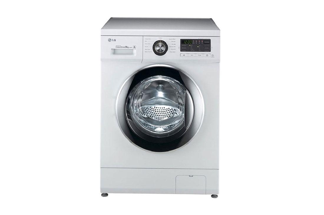LG OPTIMAL WASH for fabrics with 6motion DD WJ3H20NTP