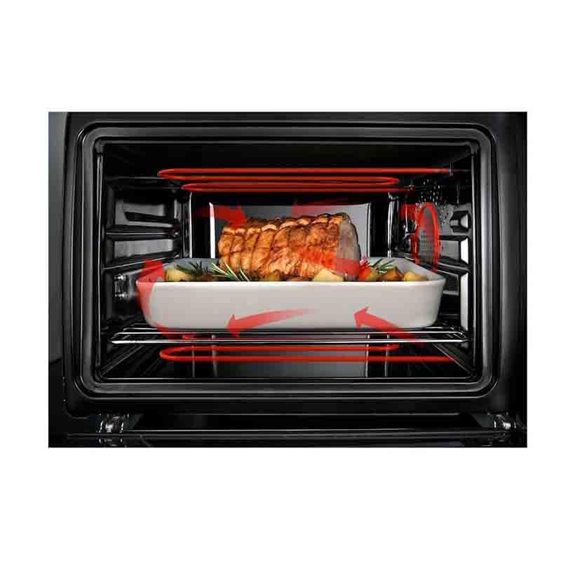 De'Longhi Sfornatutto Maxi Convection Electrical Oven 32L Black DKO-EO32752BK 5