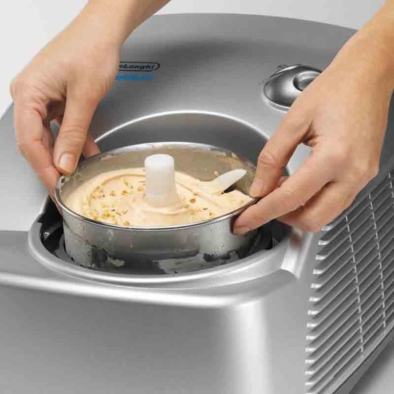 De'Longhi Ice Cream Maker DKI-ICK6000S 2