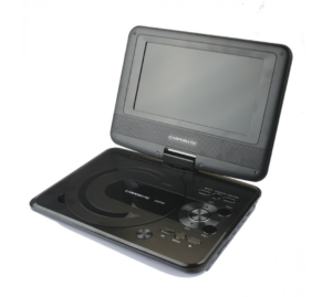 """Campomatic portable 7"""" DVD player DVDP709"""