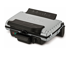 Tefal G02-M1 Meat Grill Ultra Compact 600 Silver GC302B26