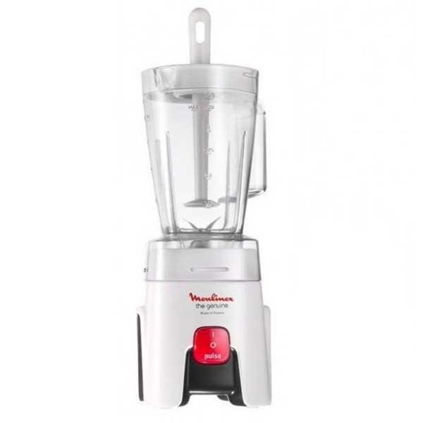 Moulinex Blender 450 Watt 1.5 Liter White LM241025