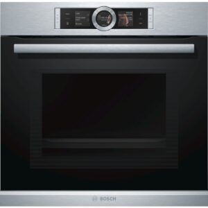 Bosch Serie | 8 Built-in oven with microwave function HMG636BS1