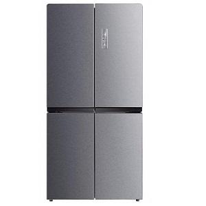 Midea Refrigerator 4 DOORS - 482L - No Frost HQ-627WEN