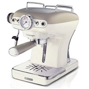Ariete Coffee Machine Vintage Beige 1389/13