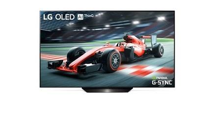 LG OLED TV 55'' B9 OLED55B9PVA