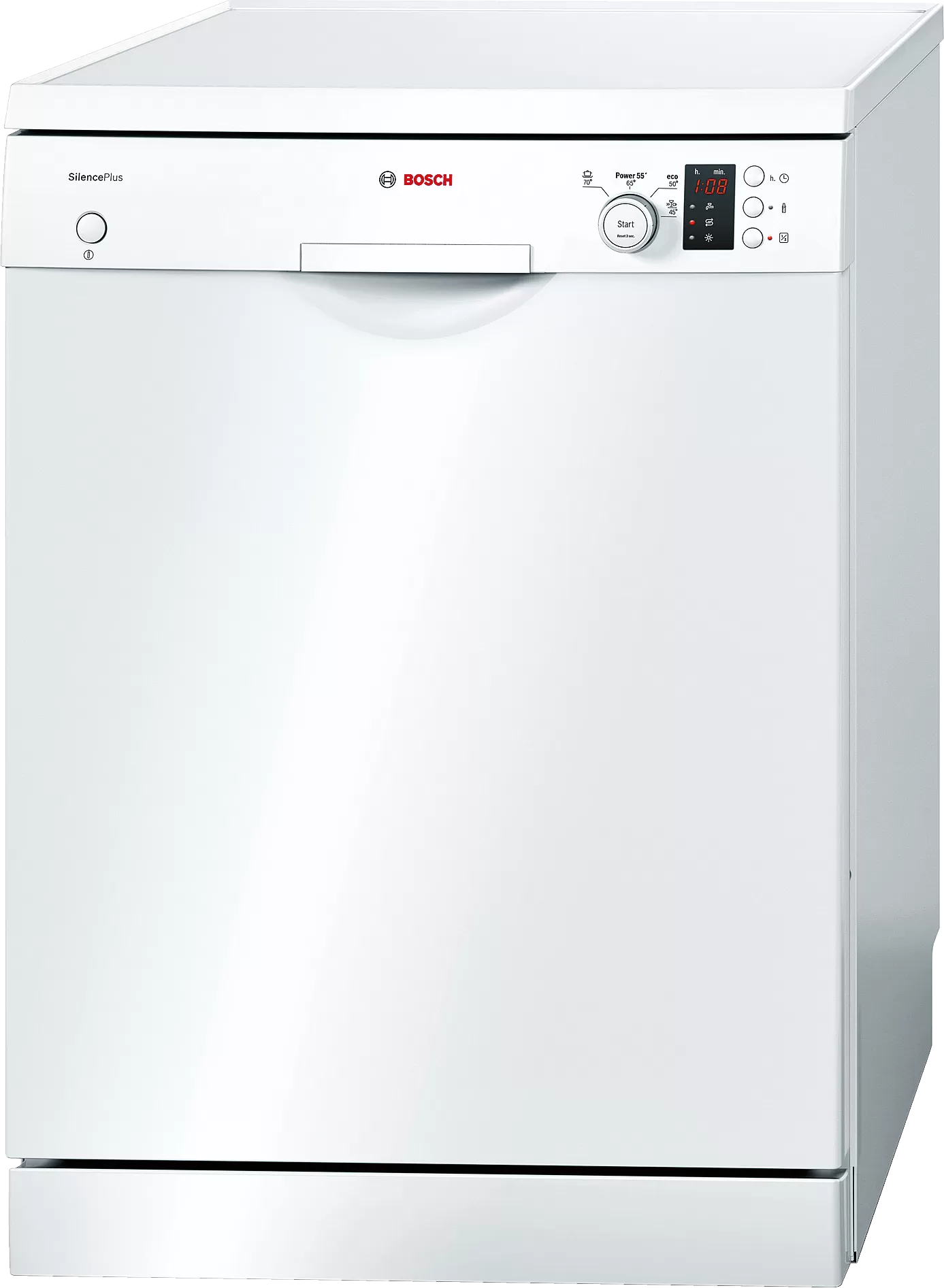 Bosch Serie | 4 free-standing dishwasher 60 cm White SMS43D02ME