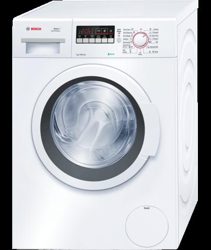 BOSCH Serie | 4 washing machine, frontloader fullsize 7 kg 1000 rpm WAK20200ME