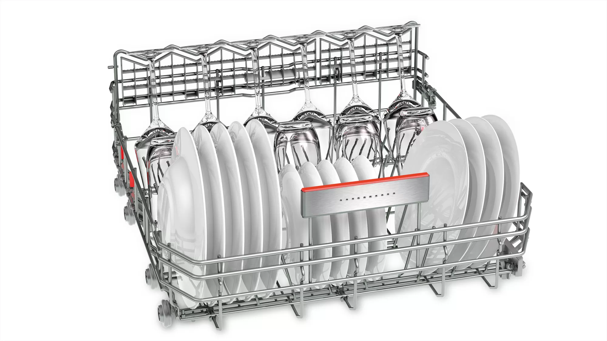 Bosch Serie   8 free-standing dishwasher 60 cm Stainless steel SMS88TI03T 7