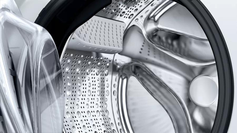 BOSCH Serie | 8 washing machine, frontloader fullsize 8 kg 1600 rpm WAW32560ME 2