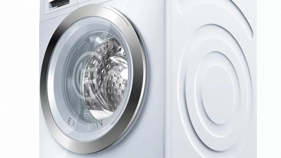 BOSCH Home Professional washing machine front loader full size 9 kg 1600 rpm WAY32862ME 5