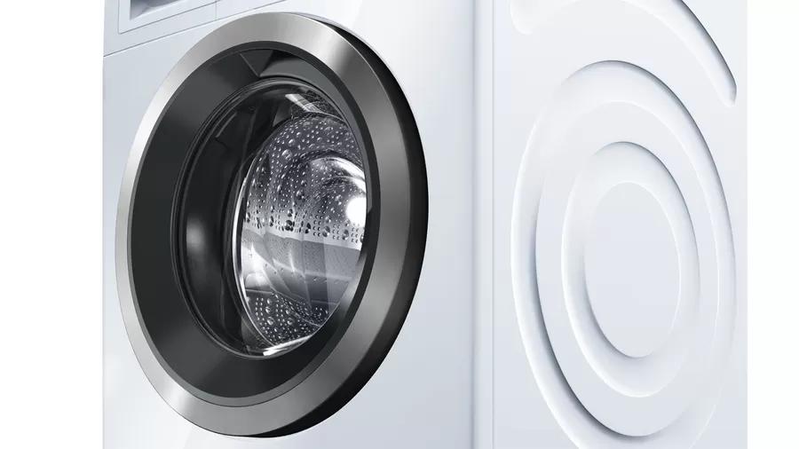 BOSCH Serie | 8 washing machine, frontloader fullsize 8 kg 1600 rpm WAW32560ME 3