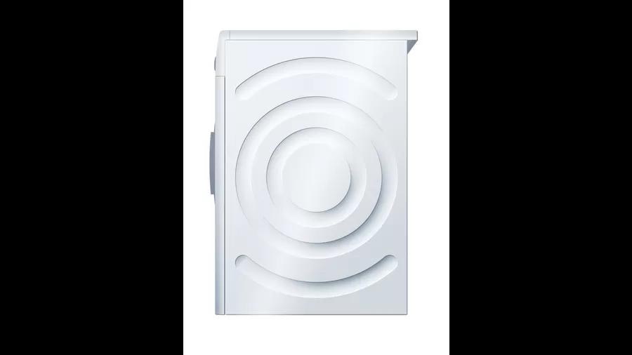 BOSCH Serie | 4 washing machine, frontloader fullsize 7 kg 1000 rpm WAK20200ME 2