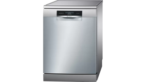 Bosch Serie | 8 free-standing dishwasher 60 cm Stainless steel SMS88TI03T