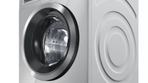 BOSCH Serie   8 washing machine front loader full size 9 kg Inox-easyclean 1600 rpm WAW325X0ME