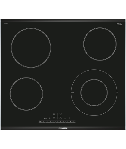 BOSCH Serie | 6 Electric hob60 cm Black PKF675FP1E