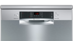 Bosch Serie | 4 free-standing dishwasher 60 cm Stainless steel lacquered SMS46II10Q