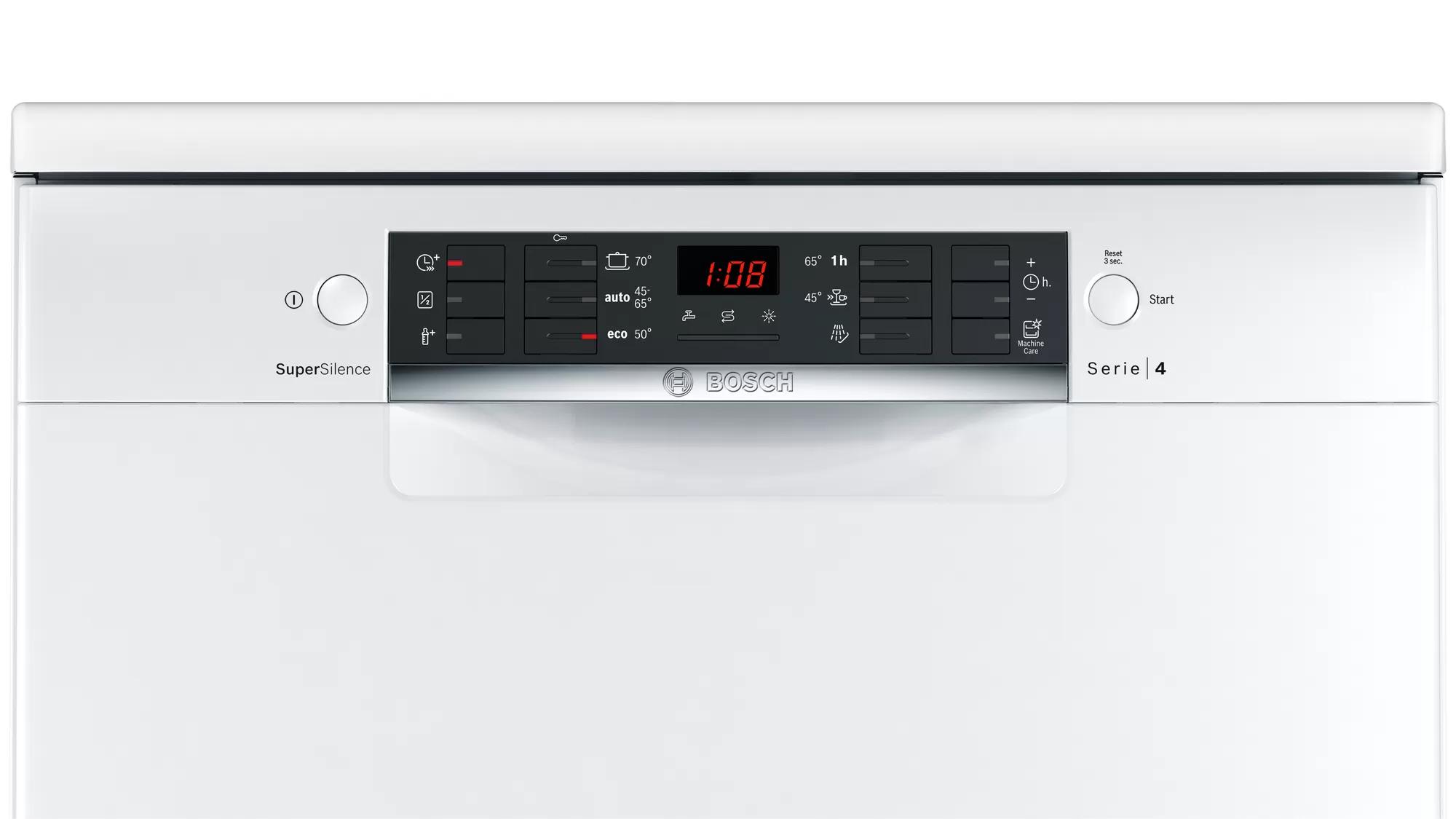 Bosch Serie | 4 free-standing dishwasher60 cm SMS46IW10Q 4