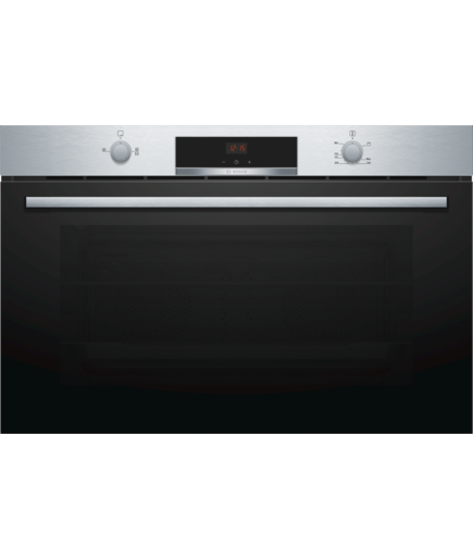 Bosch Serie   4 Gas built-in oven 90 cm Stainless steel VGD553FB0
