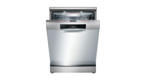 Bosch Serie   8 free-standing dishwasher 60 cm Stainless steel SMS88TI03T