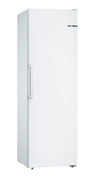 BOSCH Serie   4 free-standing freezer186 x 60 cm White GSN36VW31U