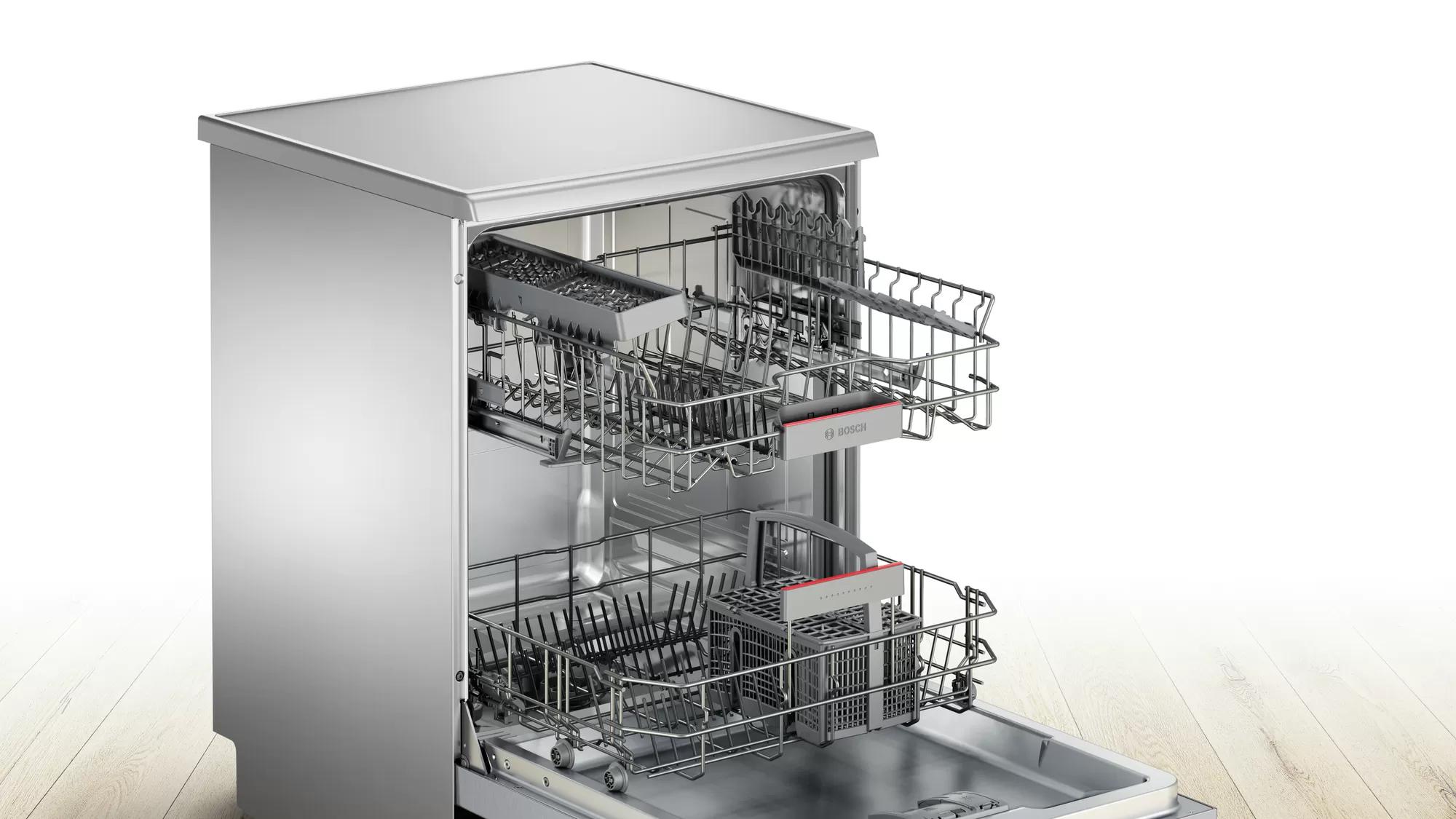 Bosch Serie | 4 free-standing dishwasher60 cm SMS46IW10Q 2