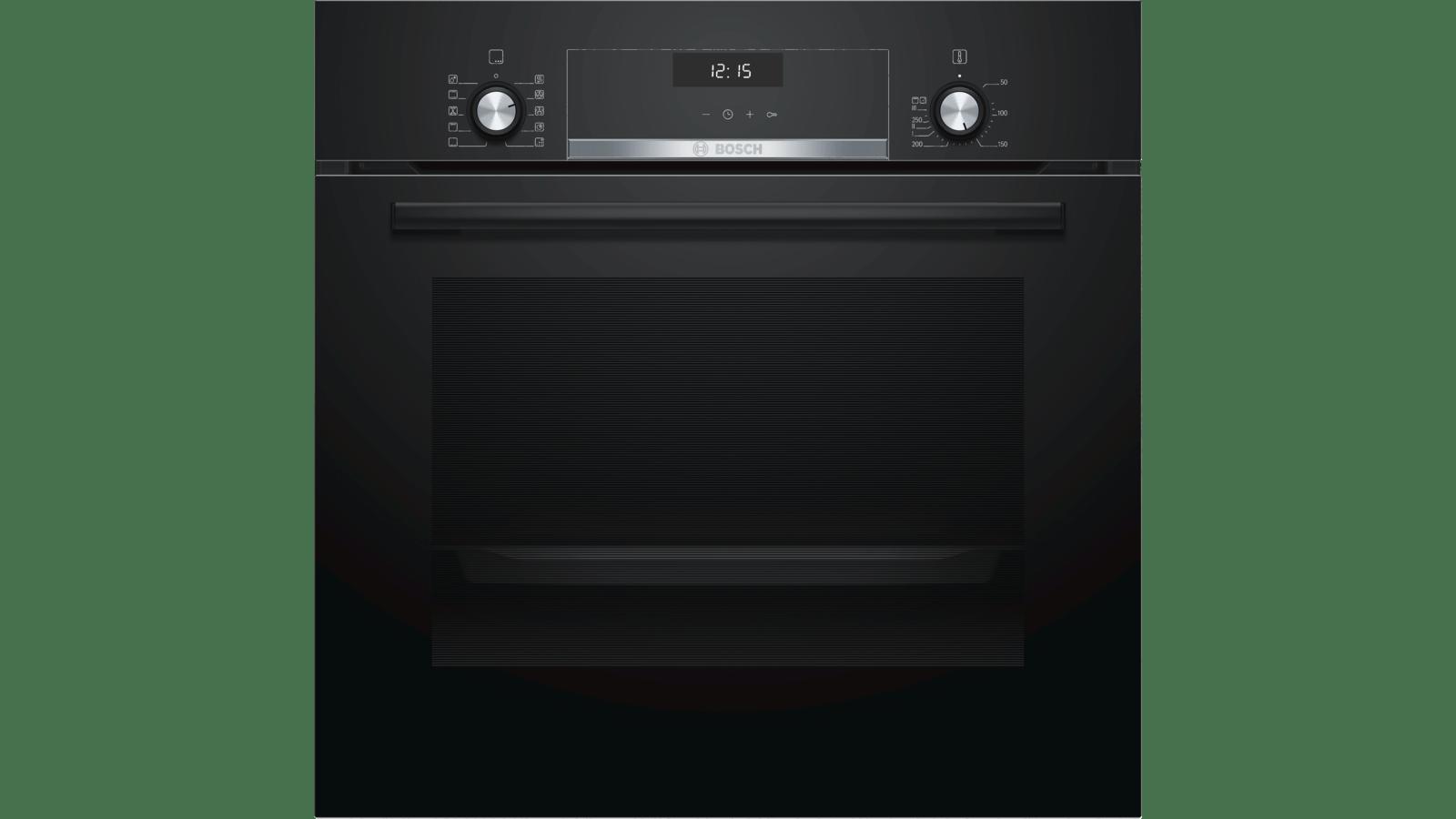 Bosch Serie   6 Built-in oven Black HBJ558YB0Q