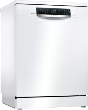 Bosch Serie   6 free-standing dishwasher 60 cm White SMS67NW10Q