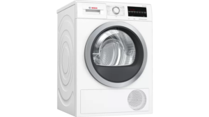 BOSCH Serie | 6 heat pump dryer 9 kg WTW85461BY