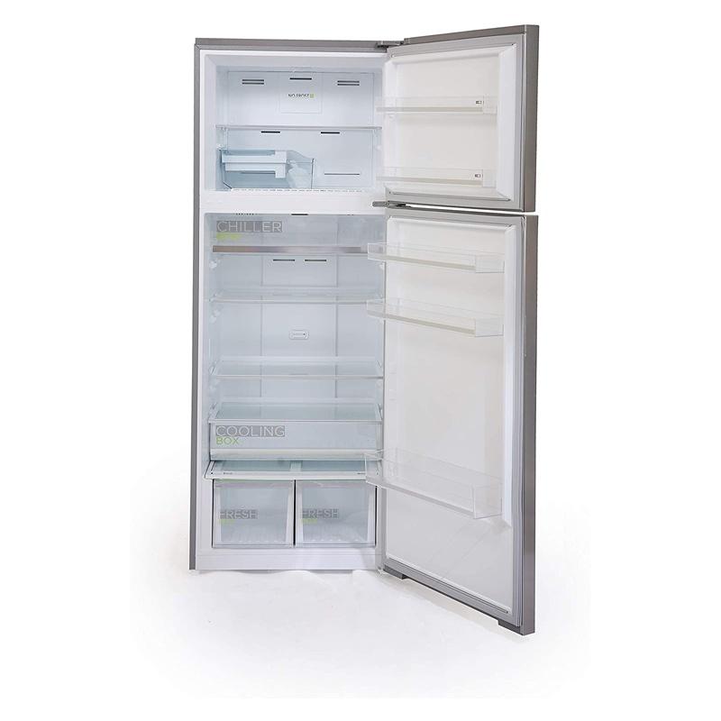 Midea Refrigerator 2 Doors – 454L HD-606FWES 2