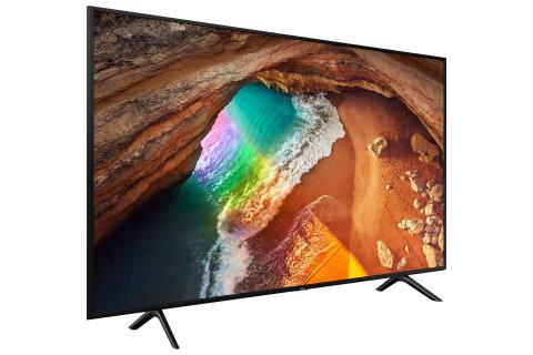 Samsung TV 75 Q70R Flat Smart 4K QLED 3