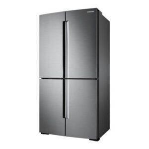 Samsung Four door refrigerator, Tripple Cooling, Digital Inverter, 662 Liters - RF66M9091SL/LV