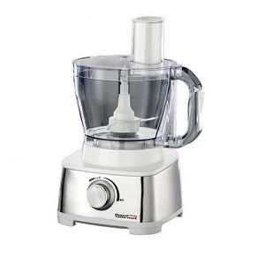 Royal Gourmet Food Processor 1000W 3L With Blender and Juicer Stainless Steel RGFP1000