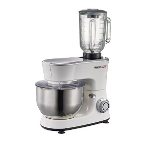 Royal Gourmet Stand Mixer 7l 1500w Silver With Blender RGSM1500