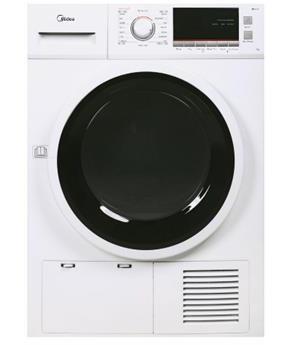 Midea Dryer Front Load MDC100-C01S