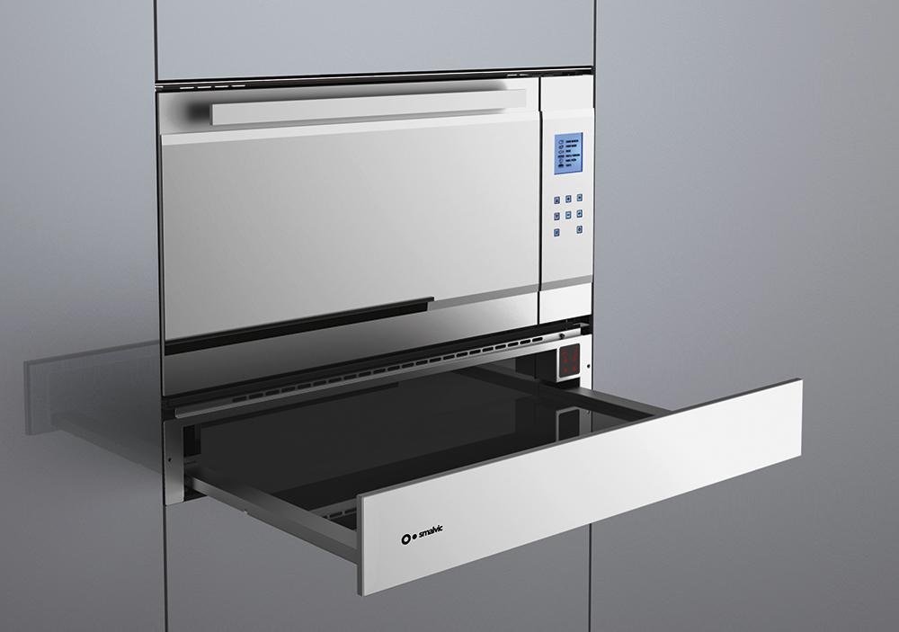 Smalvic Warming Drawer Scaldavivande TC 60cm 1014374001 3