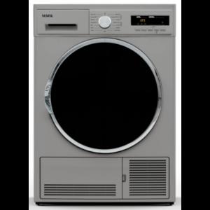 Vestel Washing Machine Front Load Dark Silver TDC 9GG4 DS 1