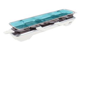 Tefal Raclette Simplyline Ambiance 6c Verre RE521116