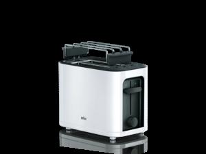 BRAUN PurEase Toaster HT 3000 WH - White