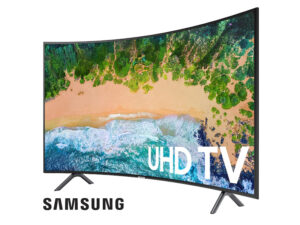 Samsung TV 49 UHD 4K Curved Smart TV NU7300 Series 7 2
