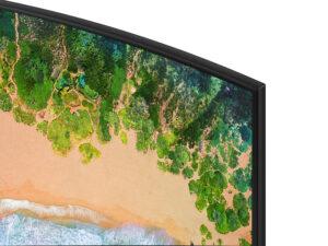 Samsung TV 49 UHD 4K Curved Smart TV NU7300 Series 7 5