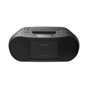 SONY Portable CD Cassette Boombox CFD-S70