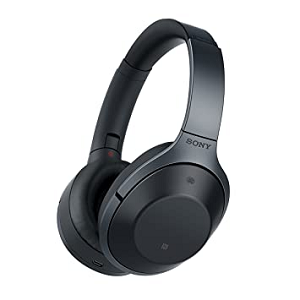 SONY Wireless Noise-Canceling Headphones MDR-1000X/BME