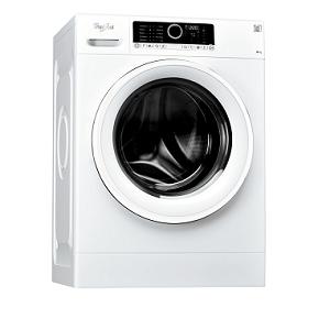 Whirlpool Washing Machine White 8KG 1200RPM FSCR-80213
